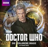 Doctor Who: Die verlorene Magie, 2 Audio-CDs