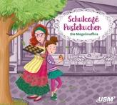 Schulcafé Pustekuchen - Die Mogelmuffins, 1 Audio-CD
