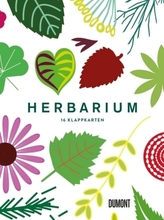 Herbarium, 16 Klappkarten
