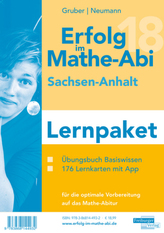 Erfolg im Mathe-Abi 2018 Lernpaket Sachsen-Anhalt