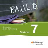 7. Klasse, Zuhören, Audio-Doppel-CD