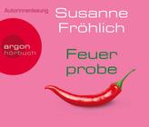 Feuerprobe, 4 Audio-CD