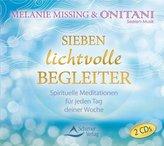 Sieben lichtvolle Begleiter, 2 Audio-CDs