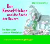 Der Kesselflicker und die Rache der Bauern, 2 Audio-CDs