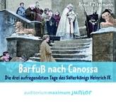 Barfuß nach Canossa, 1 Audio-CD
