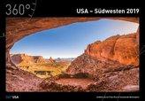 360° USA - Der Südwesten 2019