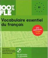 100% FLE - Vocabulaire essentiel du français B1, m. MP3-CD