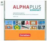 Alpha plus - Kompakt, 2 Audio-CDs