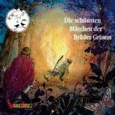 Die schönsten Märchen der Brüder Grimm. Tl.4, 1 Audio-CD