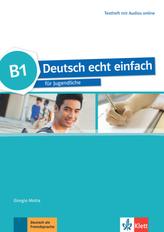 B1 - Testheft mit Audios online