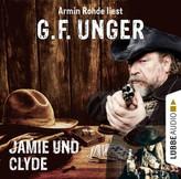 Jamie und Clyde, 2 Audio-CDs