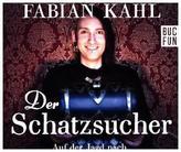 Der Schatzsucher, 5 Audio-CDs