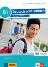 B1 - Kursbuch mit Audios und Videos online