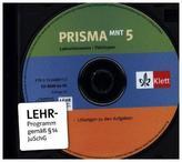 5. Schuljahr, Hinweise/Lösungen für Lehrer auf CD-ROM