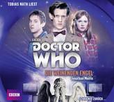 Doctor Who - Die weinenden Engel, 4 Audio-CDs