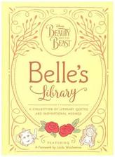 Disney Beauty and the Beast: Belle's Library