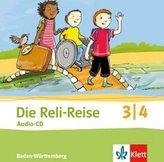 3./4. Schuljahr, Audio-CD