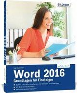 Word 2016 - Grundlagen für Einsteiger