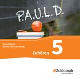 5. Klasse, Zuhören, Audio-Doppel-CD