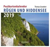 Postkartenkalender Rügen/Hiddensee 2019