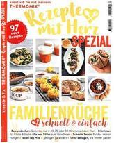 Rezepte mit Herz SPEZIAL - Familienküche schnell & einfach