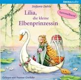 Lilia, die kleine Elbenprinzessin. Wunderbare Abenteuer im Elbenwald, 1 Audio-CD