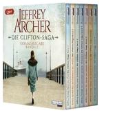 Die Clifton-Saga, 14 MP3-CDs