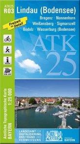 ATK25-R03 Lindau (Bodensee) (Amtliche Topographische Karte 1:25000)