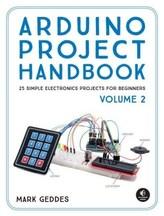 Arduino Project Handbook. Vol.2