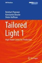 Tailored Light. Vol.1