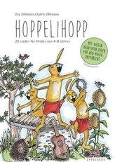 Hoppelihopp, m. Audio-CD