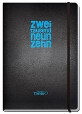 Wochen-Notiz-Timer Maxi A4, 12 Mon. 2019