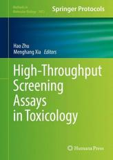 High-Throughput Screening Assays in Toxicology