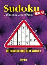Sudoku. Bd.43