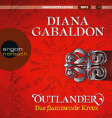 Outlander - Das flammende Kreuz, 9 MP3-CDs