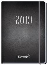 Chäff-Timer Premium Silber A5 12 Mo. 2019