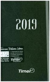 Chäff Timer Premium Silber A5 18 Mon. 18/19