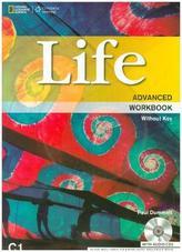 Life - First Edition - C1: Advanced - Workbook + Audio-CD