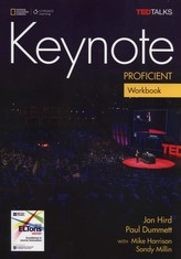 Keynote - C2: Proficient - Workbook + Audio-CD