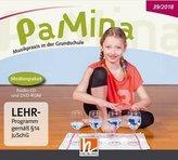 PaMina - Medienpaket, Audio-CD und DVD-ROM. H.39/2018
