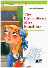 The Extraordinary Miss Sunshine, w. Audio-CD