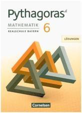 6. Jahrgangsstufe, Lösungen zum Schülerbuch