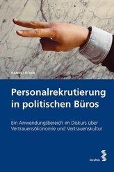 Personalrekrutierung in politischen Büros