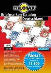 Deutschland Briefmarkenkatalog 1849 - 2018 8. Auflage, 1 DVD-ROM