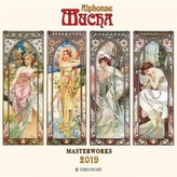 Alphonse Mucha - Masterworks 2019