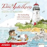 Tilda Apfelkern. Ein Inselausflug voller Geheimnisse und weiterer Geschichten, 1 Audio-CD