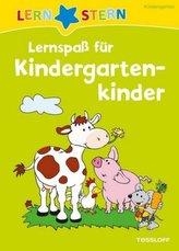 Lernspaß für Kindergartenkinder