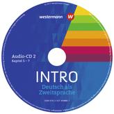 Audio-CD 2 zum Kursbuch