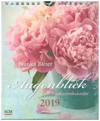Augenblick 2019 - Postkartenkalender