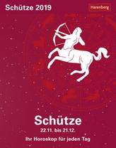 Schütze - Kalender 2019